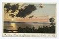 Sunset on Lake Champlain, New York (NYPL b12647398-68642).tiff