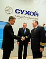 SuperJet International completes first Aeroflot Flight Crew Training Course (5576303635).jpg