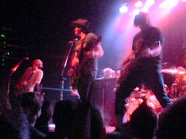 Supersuckers live in 2006.
