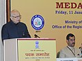 Sushil Kumar Shinde addressing at the Medal Ceremony organized by the Office of the Registrar General & Census Commissioner, India, in New Delhi. The Minister of State (Independent Charge) for Youth Affairs & Sports.jpg