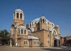 Yordan Milanov - The Sveti Sedmochislenitsi Church