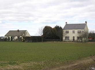 Walworth, County Durham - Swan House farm