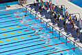 Swimming at the 2012 Summer Paralympics - Evening (Finals) session, 2 September 2012.jpg