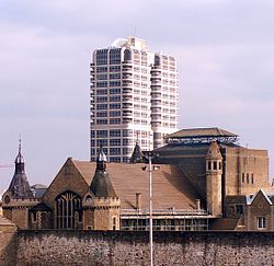 Skyline of Borough of Swindon