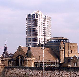 Borough of Swindon - Image: Swindon view crop