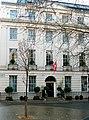 Swiss ambassador's residence, Bryanston Square, London W1 - geograph.org.uk - 1610236.jpg