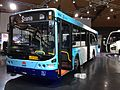 Sydney Buses (5060) Volgren 'CR228L' bodied Scania N280UB on display at the 2013 Australian Bus & Coach Show.jpg