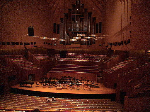 Sydney Opera House Concert Theatre