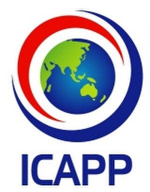 International Conference of Asian Political Parties - Image: Symbol of ICAPP