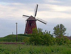 Jász-Nagykun-Szolnok County - Image: Szélmalom (6010. számú műemlék) 3