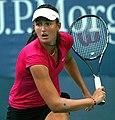 Szabina Szlavikovics at the 2013 US Open.jpg