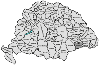 Szeben County county of the Kingdom of Hungary