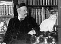 Tóth Béla író, újságíró (1857-1907). Fortepan 23598.jpg
