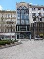 Török-bankház (1906), Szervita tér, 2017 Belváros-Lipótváros.jpg