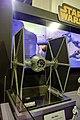 TIE fighter model at Walt Disney Taiwan booth 20150811a.jpg