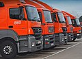 TNT Articulated Solo Trucks - geograph.org.uk - 1768655.jpg