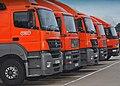 TNT Articulated Solo Trucks - geograph.org.uk - 1768655.jpg