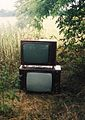 TV w okolicy Obornik, 1992r.jpg