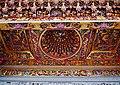 Taipeh Guandu Temple Haupthalle Decke 1.jpg