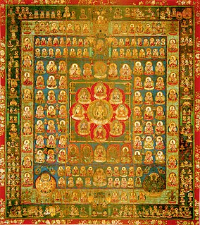 metaphysical space inhabited by the Wisdom Kings in Vajrayana Buddhism