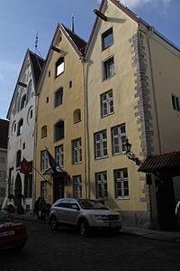 Tallinn, elamud -Kolm õde-, 15.-19.saj.jpg