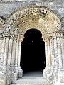 Talmont-sur-Gironde Ste Radegonde - Portal 1.jpg