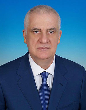 Head of the Republic of North Ossetia-Alania