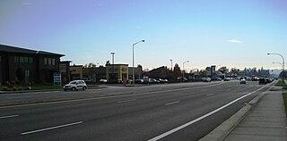 Neighborhood in Washington County, Oregon, United States