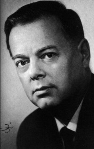 Taneli Kuusisto - Kuusisto circa 1955