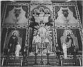 Taos County, New Mexico. Altar of church at Arroyo Seco - NARA - 521931.tif