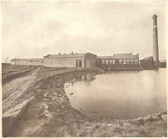 Lostock Hall - Tardy Gate Mill c. 1920