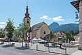 Tarvisio Piazza Unitá Chiesa dei SS Pietro e Paolo Apostoli 26062015 5497.jpg