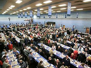 Tata Steel Chess Tournament - Tata Steel Tournament 2013, playing hall