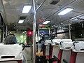 Tateyama Tunnel Trolleybus interior.JPG