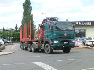 Tatra 158 Phoenix - Image: Tatra 158 Phoenix Horka 7864