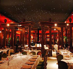 Teatro Real, Madrid: Restaurant