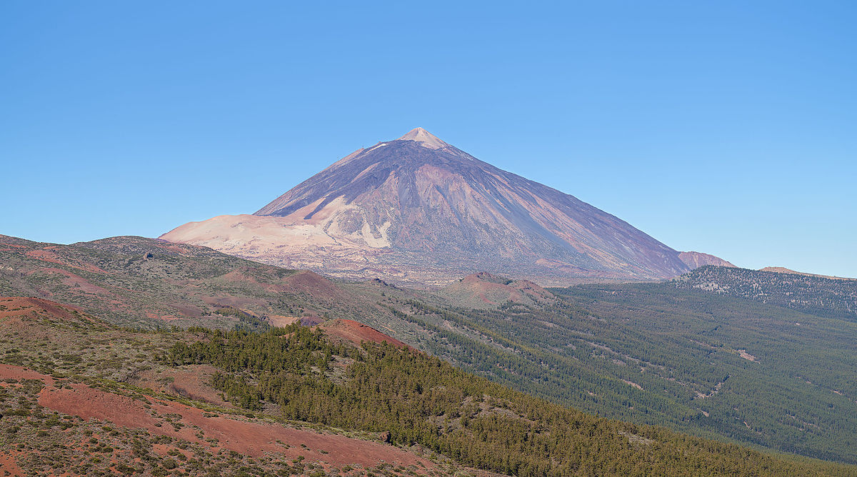 Резултат слика за vulkan teide tenerife