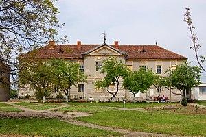 Tileagd - School, former mansion of the Telegdi family