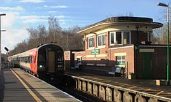 Templecombe - SWT 159013+159010 arriving from Exeter.JPG
