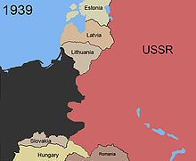 Territorial changes of Poland 1939