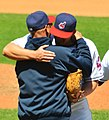 Terry Francona and Justin Masterson (8737531362).jpg