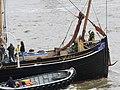 Thames barge parade - downstream - Thalatta 6779.JPG