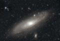 The Andromeda Galaxy - Messier 31 (48662889301).png