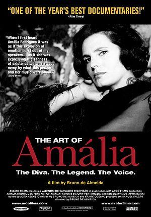 The Art of Amália - Image: The Art of Amália