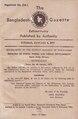 The Bangladesh Gazette, Extraordinary, January 4, 1977.pdf
