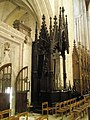 The Bishop's Throne at Winchester Cathedral - geograph.org.uk - 1163955.jpg