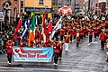 The Burlington Teen Tour Band Represented Canada at the St. Patrick Day celebrations in Dublin (2013) (8566217104).jpg