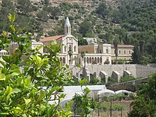 The Convent of the Hortus Conclusus or Sealed Garden, Artas West Bank, Palestine.jpg