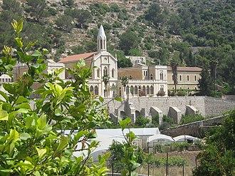 Artas, Bethlehem - Artas, Convent of the Hortus Conclusus