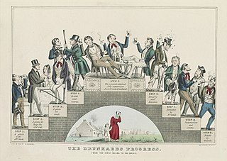 Temperance movement 19th- and 20th-century global social movement